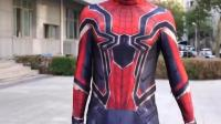 如果蜘蛛侠被欺负……一定要看到最后!