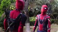 蜘蛛侠:这个结尾让我有点意想不到啊!