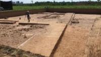 陕西发现秦始皇政务大殿遗址,面积约500万平方米