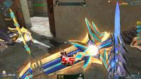 生死狙击最强飞剑套装:这套武器太耍赖,把母体斩退游戏