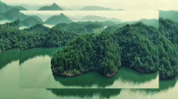 中国大好河山 风景美如画