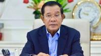 柬埔寨首相洪森:将带头接种中国新冠疫苗