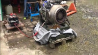 启动一台劳斯莱斯发动机,难怪这么贵!