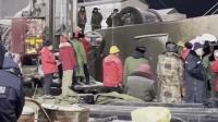 山东栖霞金矿22人被困救援最新进展:井下传回纸条#酷知#