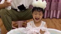 童年亲子:哇,好漂亮的王子啊