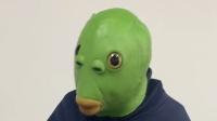 绿怪头:绿怪头唱歌好听到耳朵要怀孕了