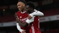 英超:奥巴梅扬双响萨卡破门 阿森纳3-0纽卡斯尔