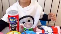 趣事童年:这么多零食,都归我了