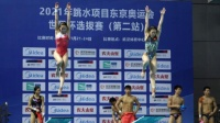 武汉将举行2021跳水项目东京奥运会、世界杯选拔赛