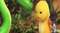 奶龙:好大一条眼镜蛇!