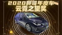 2020胖哥年度车评选 云霓之望奖——一汽丰田ALLION