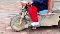 冬天骑电动车特别冷,入手了这款护膝,冬天骑电动车再也不怕冷了