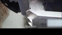 后防撞梁也是铝合金