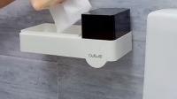 纸巾经常被打湿,有了这个纸巾盒 ,不仅防水而且还拿取方便!