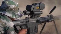不输巴雷特,中国大口径狙击枪亮相,一枪击碎目标