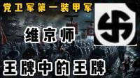"""党卫军第一装甲军""""维京师""""—纳粹的王牌部队!"""