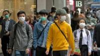 香港新增61例确诊病例 其中26例感染源头不明#酷知#