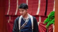 金瀚公开与张芷溪恋情,首次亮相活动,热恋中的男人果然最自信!