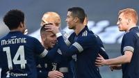 意甲-阿图尔麦肯尼破门 C罗送助攻 尤文2-0博洛尼亚