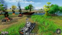 幽灵 装甲骑士 二战德系坦克实况剧情01期