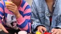 童年趣事:我也要吃果冻