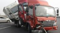 江西赣州一超载小客车与一货车追尾相撞,致7死7伤#酷知#
