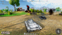 幽灵 装甲骑士 二战德系坦克实况剧情03期