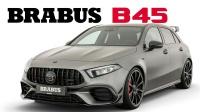 2021 巴博斯 Brabus B45 宣传片 BRABUSIZED compact athlete