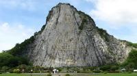 泰新马之旅 游佛教之国 观七珍佛山