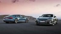 2022 奥迪 Audi e-tron GT 展示