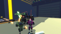 幽灵 机器人角斗场 01多人联机挑战