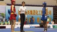 第十二届全运会武术散打比赛 女子01单元 003