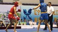 第十二届全运会武术散打比赛 女子01单元 004