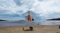 青岛第一海水浴场~这样的海水浴场你见过吗?《  9妹 - Huynh De A  》(261)