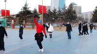西宁市中心广场锅庄舞(159)西宁锅庄