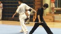 2005年全国武术套路对练精英赛 004 男子对刺剑