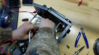 双电压单板315电焊机原理与维修!第一步拆机