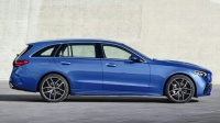 2022 Mercedes-Benz C-Class Estate (W206) 展示 - 竞争 宝马 BMW 3-Series Touring?