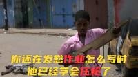 非洲娃娃兵的残酷人生