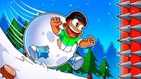 Roblox雪球模拟器:欢乐雪球大作战!