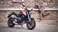 本田CB650R:一台让我骑出了诗意的摩托车