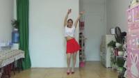 网红广场舞《但愿来世结成双》活力舞步 简单易学