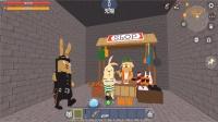 迷你世界668:二狗子要越狱,狗蛋帮忙拖住守卫