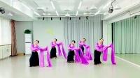 小陈陈老师藏族舞蹈课《弦子》学员演示