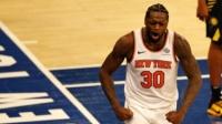 NBA:步行者107-110尼克斯 兰德尔28+10+6