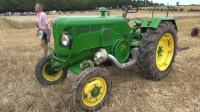 人们发明的各种早期的农业机器