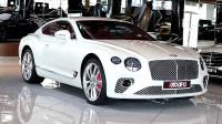 2021款宾利欧陆GT W12到店实拍,打开无框车门升起尾翼,太帅了!