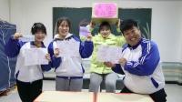 考试前先抽幸运签,结果同学们幸运神附体集体考满分,太逗了
