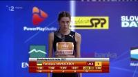 2021.02.02 [全场] 女子跳高 雅罗斯拉娃 2米06 - 2021斯洛伐克室内跳高赛