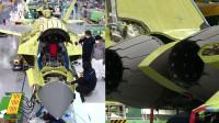 细节公开!韩国首架国产隐形战机组装完成 采用美制发动机